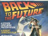 Back to the Future Official Souvenir Magazine