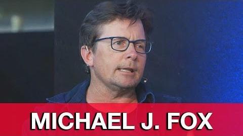 Michael J. Fox Interview - Back To The Future 30th Anniversary