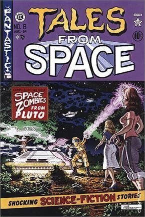 Image result for tales from space