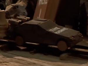 1885 Minature DeLorean