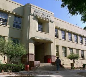 Hill Valley High School 001