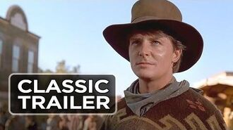 Back to the Future Part III Official Trailer 1 - Christopher Lloyd Movie (1990) HD