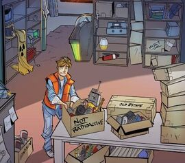 BTtF Science Project