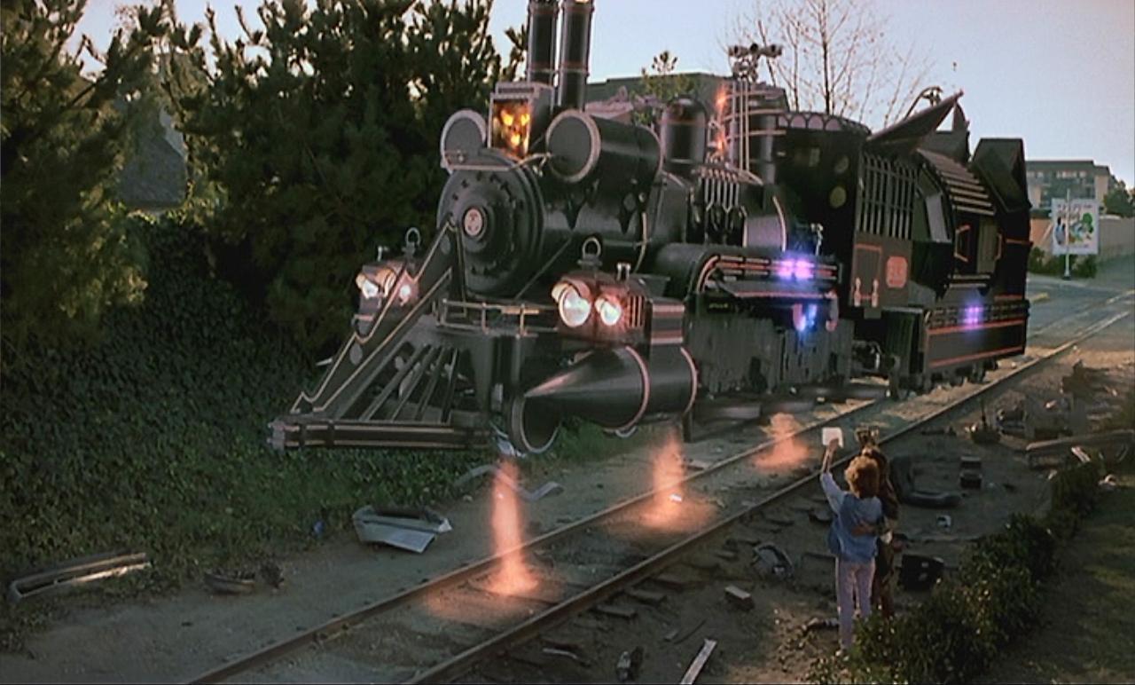 Jules Verne Train/Time Train | Futurepedia | FANDOM powered
