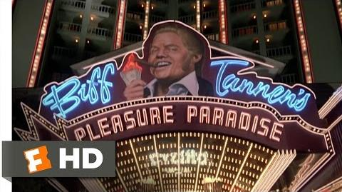 Back to the Future Part 2 (7 12) Movie CLIP - Biff's World (1989) HD
