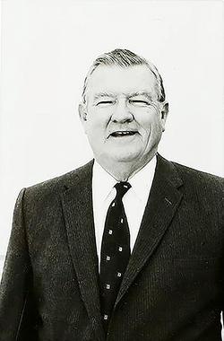 Hal Gausman as Mayor Red Thomas