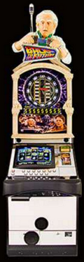Back to the Future slots