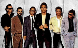 Huey Lewis and the News original lineup