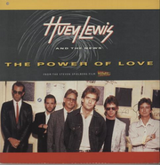 Huey Lewis Power of Love US Cover