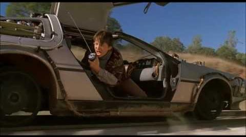 Back to the Future Part III clip (1990)