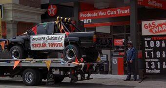 Marty Mcfly Truck >> Toyota Hilux Futurepedia Fandom