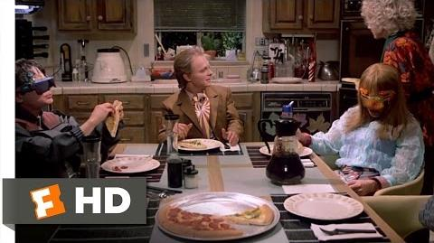 Back to the Future Part 2 (5 12) Movie CLIP - The Future McFlys (1989) HD