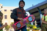 Marty Hoverboard Girls