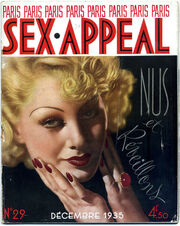 Paris Sex Appeal December 1935