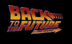 Back Tto the Future The Game
