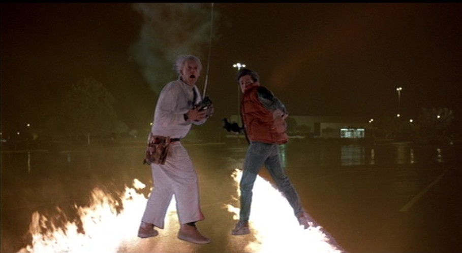 Image result for back to the future part 1""