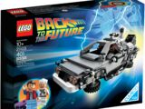 LEGO Back to the Future Time Machine