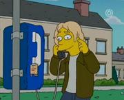 Marvin Cobain calling Kurt Cobain