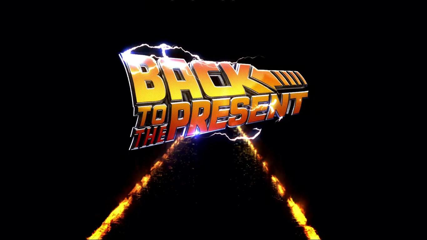 Back to the Present Teaser