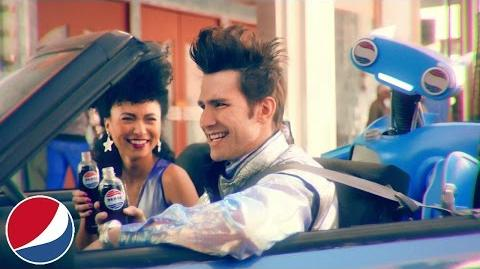 The Future is Now Back to the Future Part II Pepsi Perfect