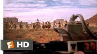 Back to the Future Part III (1-10) Movie CLIP - Indians in 1885 (1990) HD