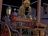 Steam time car