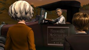 Haysville Mercantile Deliveries