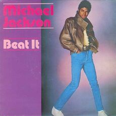 Beat It (Single) cover