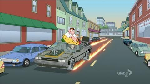 Back to the Future Montage (Family Guy)