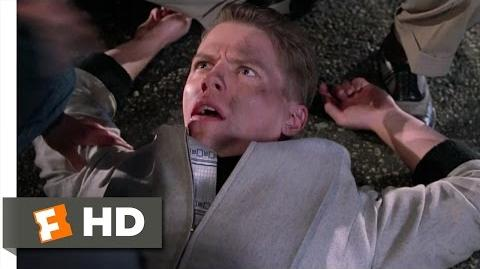 Back to the Future Part 2 (11 12) Movie CLIP - Marty Gives Biff CPR (1989) HD