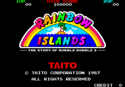 RainbowIslands