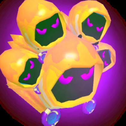 I Got The Demonic Hydra Pet Best Possible Pet Roblox - Dominus Hydra Bubble Gum Simulator Wiki Fandom