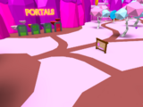 Candy Land Starter Area