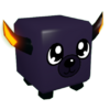 Obsidian Bull