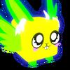 Neon Sky Bunny