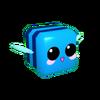 Baby Blue Bee