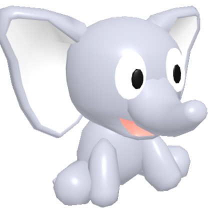 Elephant Plushie Bubble Gum Simulator Wiki Fandom