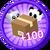 +100 Slots