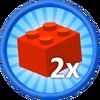 2x Blocks
