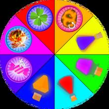 Spin Wheel Main World