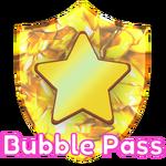 Bubble Pass Logo