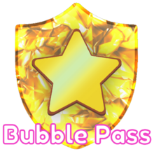 Bubble Pass Logo
