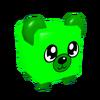 Green Gummy Bear