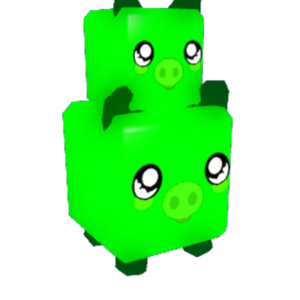 Candy Piggy Stack