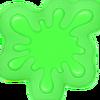Radioactive Gum