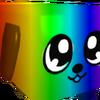 Rainbow Dogcat