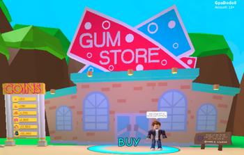 Gum Store Main