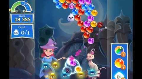Bubble Witch Saga 2 Level 984 - NO BOOSTERS