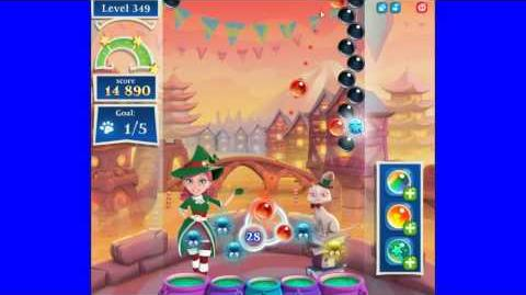 Bubble Witch 2 Saga - Level 349