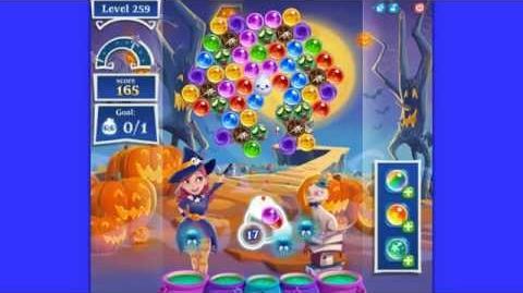 Bubble Witch 2 Saga - Level 259